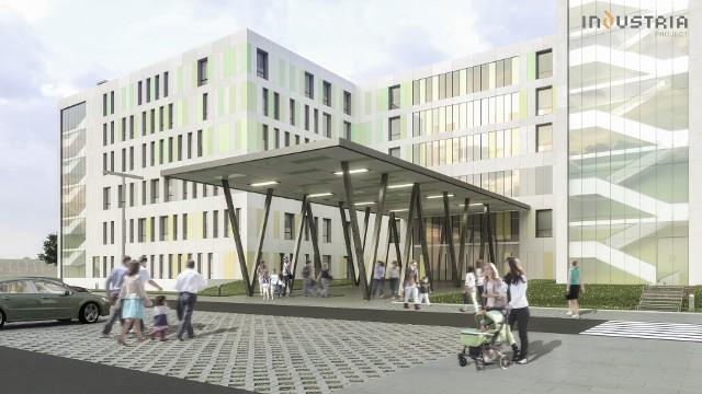 Zgodnie z planem szpital ma powstać do końca 2020 roku