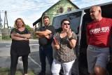 DĄBIE/PŁAW: Mieszkańcy walczą o poprawę bezpieczeństwa na drodze w Pławiu