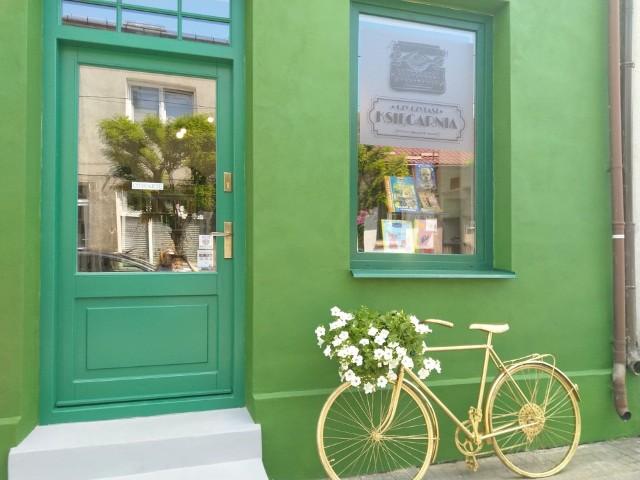 Nowa księgarnia znajduje się przy ulicy Lotników 5 w Warce.