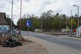 Uwaga kierowcy! Zamknięty przejazd kolejowy w ciągu ul. Bałtyckiej w Zdunowie