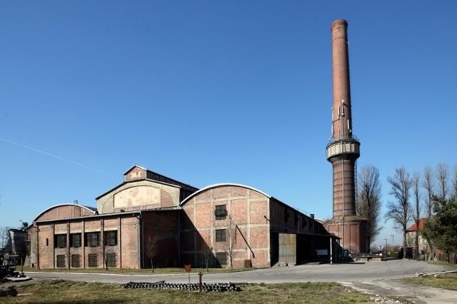 """Dawna cementownia """"Frauendorf"""" we Wróblinie. W ewidencji zabytków figuruje jako przedwojenna cegielnia."""
