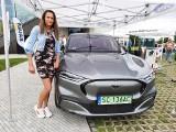 Elektro Moto Show w Dobrodzieniu. Auta szybkie, luksusowe, elektryczne [wideo, zdjęcia]