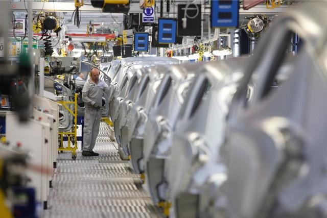 FCA ogłosiło nowe inwestycje w projekt realizowany w najbliższych latach w fabryce FCA Poland w Tychach. Zdjęcie ilustracyjne.