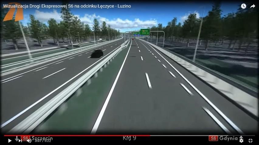 Ostatni odcinek Trasy Kaszubskiej - wizualizacje