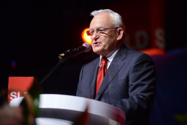 Wyborczy kongres SLD i UP w Poznaniu