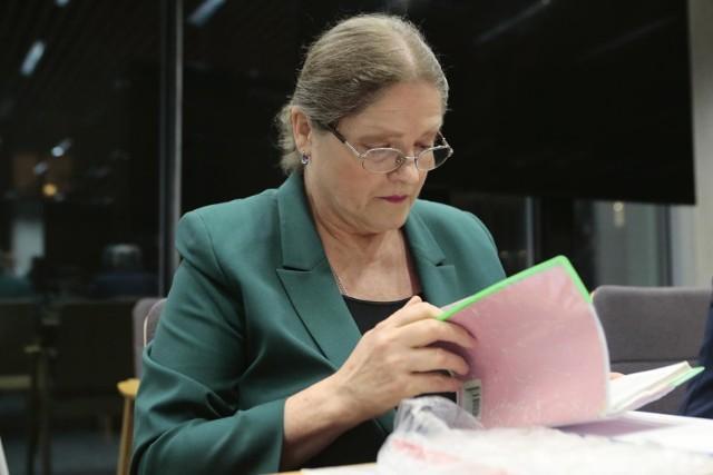 Krystyna Pawłowicz odroczyła rozprawę TK dotyczącą respektowania orzeczenia TSUE