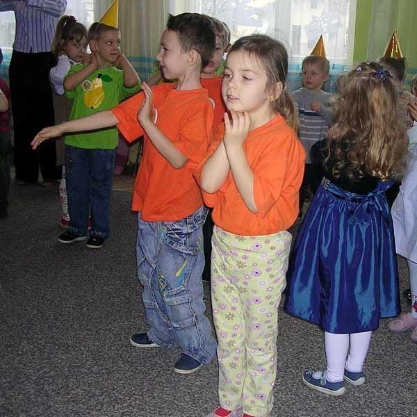 Jeszcze kilka dni temu niczego nieświadome przedszkolaki bawiły się na jubileuszowym balu.