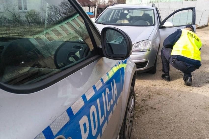 Policjanci mieli pracowity poniedziałek
