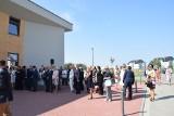 Stargard. Nowe przedszkole na osiedlu Pyrzyckim. Uczniowie i przedszkolaki w nowym budynku