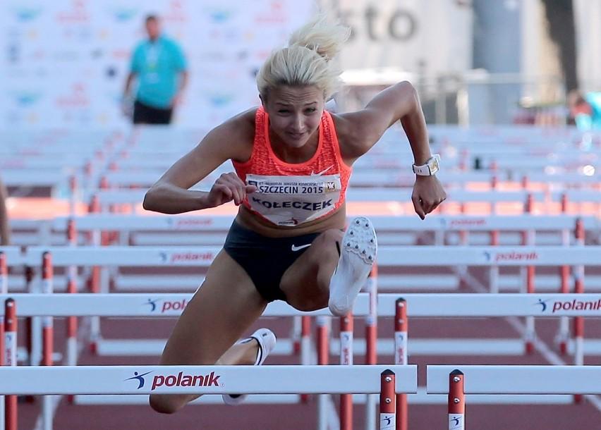 Karolina Kołeczek wystartuje na lekkoatletycznych MŚ 2015 w Pekinie