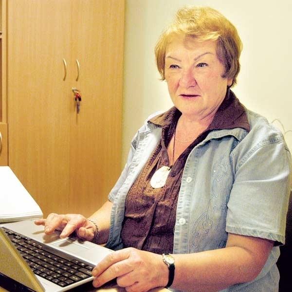 - Po leczeniu szpitalnym chorzy powinni znaleźć wsparcie nie tylko w rodzinie - mówi Oleksińska.