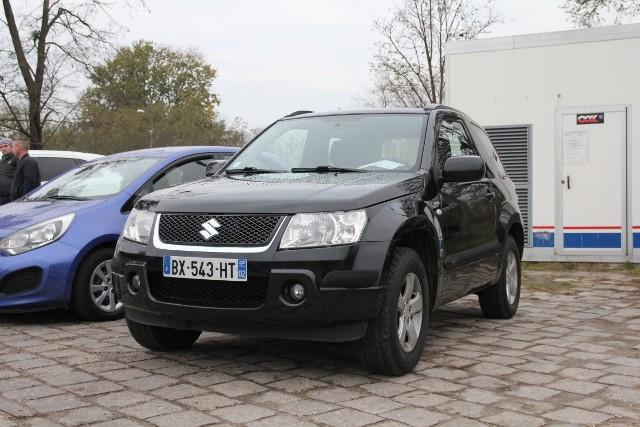 Suzuki Grand Vitara, rok 2007, 1.9 diesel, cena 18 800 zł