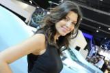 Piękne hostessy z Sao Paulo Motor Show 2012