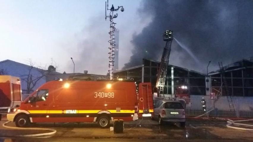 Pożar fabryki mebli w Turku gasiły 42 zastępy straży pożarnej. Ewakuowano 88 pracowników. Ze względów bezpieczeństwa trzeba było również ewakuować 52 mieszkańców dwóch pobliskich bloków.Przejdź do kolejnego zdjęcia --->