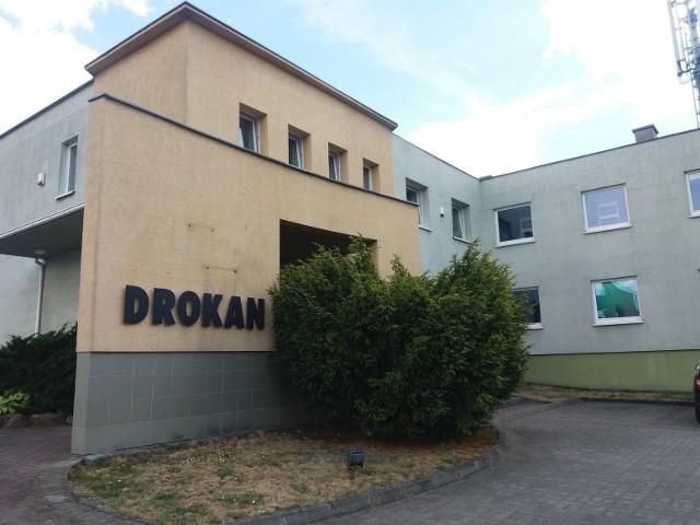 Siedziba spółki Drokan w Poznaniu