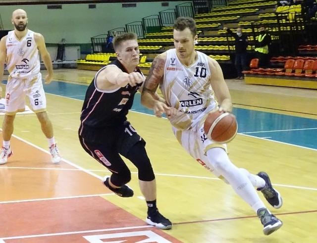 Alan Czujkowski spędził w Krośnie ostatnie dwa sezony
