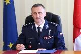 Nowy Komendant Wojewódzki Policji w Białymstoku to insp. Robert Szewc (zdjęcia)