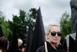 Poznań: Protest przeciw zaostrzeniu ustawy antyaborcyjnej [ZDJĘCIA]