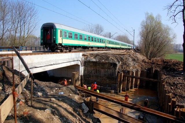 Remont mostu na odcinku Smolec - Kąty Wrocławskie na trasie do Jeleniej Góry