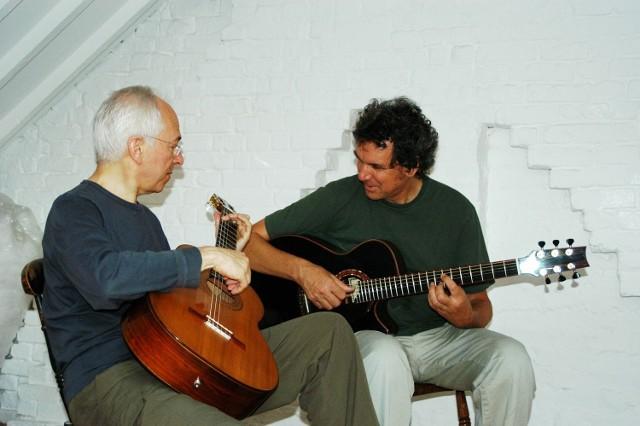 John Williams i John Etheridge