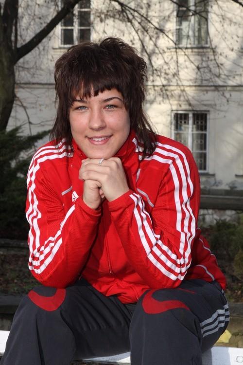 Agata Pietrzyk (Suples Kraśnik) była w ostatnim czasie nękana licznymi kontuzjami