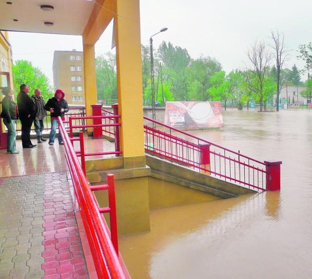 Sytuacja w Dąbrowie Tarnowskiej była wczoraj fatalna