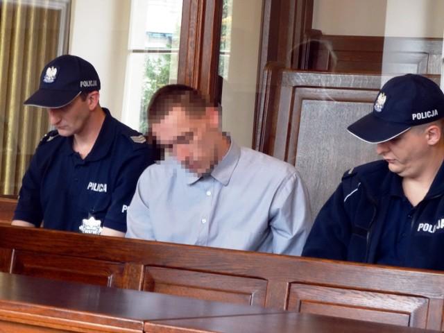 Sąd Okręgowy w Kaliszu skazał Sebastiana W. na 10 lat więzienia