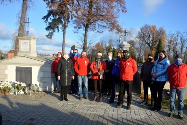 Podsumowano obchody roku Romualda Oczykowskiego w Łowiczu