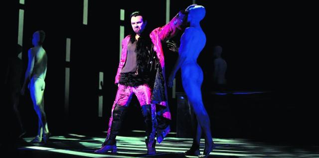 Mariusz Godlewski jako Don Giovanni w genialnej operze Wolfganga Amadeusza Mozarta