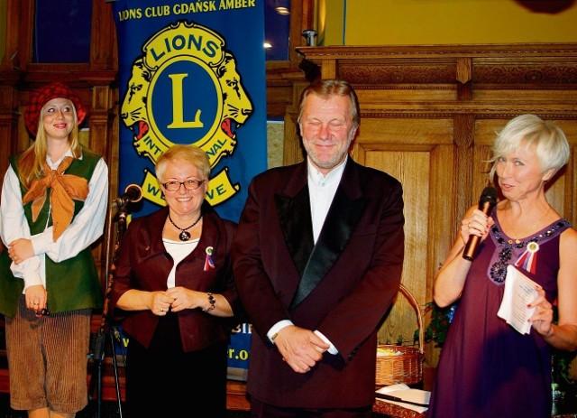 Lions Club zaprosił do Ratusza Staromiejskiego