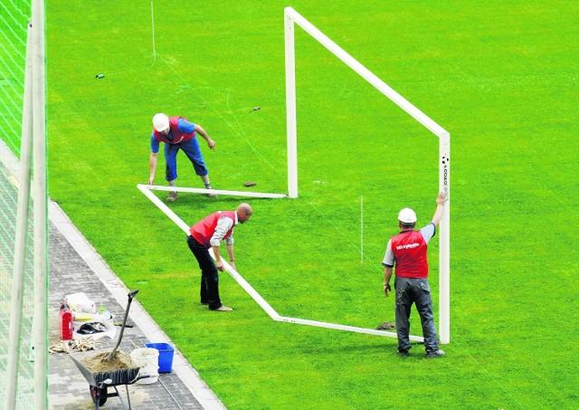 Nowy stadion w Gdańsku to as w rękawie walczącej o nowych sympatyków Lechii