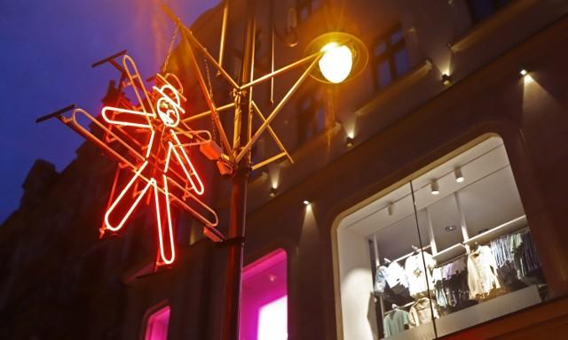 W Katowicach  powstał Szlak Neonów