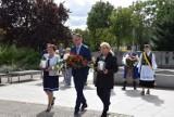 Pruszcz Gdański. Upamiętnili rocznicę wybuchu II wojny światowej |ZDJĘCIA