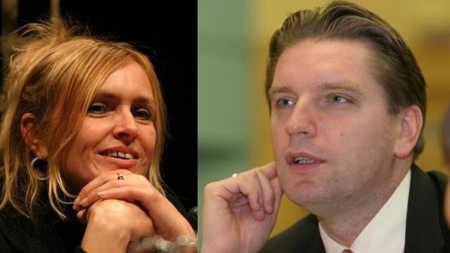 Monika Olejnik i Tomasz Lis nie pierwszy raz starli się ws. Smoleńska