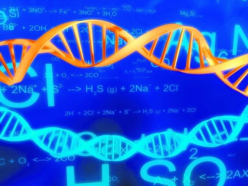 Fragmenty meteriału genetycznego pochodzące z kosmosu do...