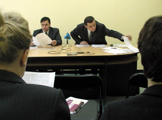 Wojciech Szarama i Jerzy Polaczek startują ponownie do Sejmu