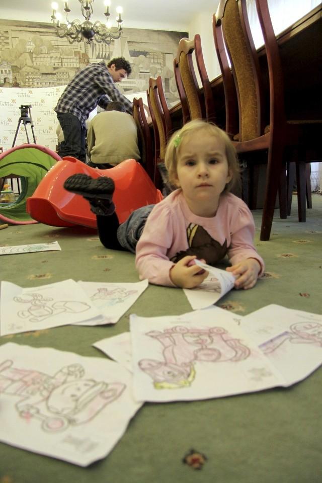 Akcja Kuriera: Miejsca bardzo przyjazne dzieciom