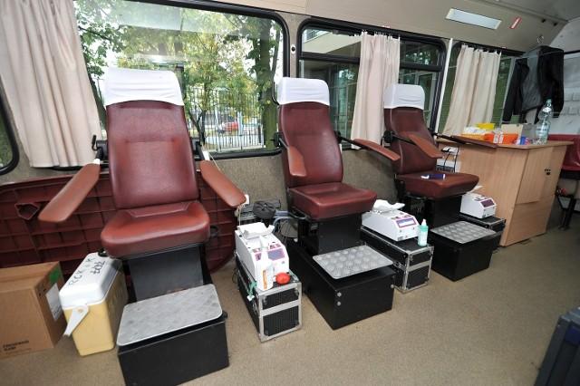 Pracownicy prokuratury oddawali krew, aby uzyskać dzień wolny od pracy