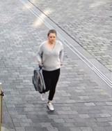 Ukradli rower na deptaku w Lublinie. Rozpoznajesz ich?