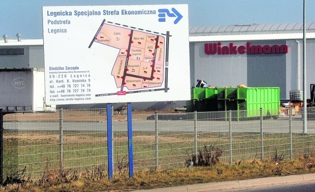 Nowymi terenami w Legnickiej Specjalnej Strefie Ekonomicznej interesują się między innymi firmy motoryzacyjne