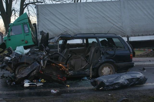 Tragiczny wypadek pod Sieradzem