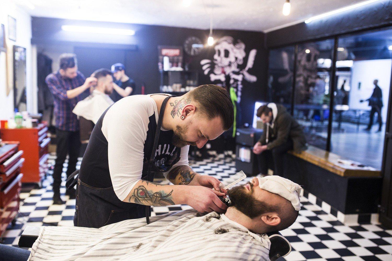 Krakowskie Barber Shopy Męski świat W Jednym Miejscu Zdjęcia