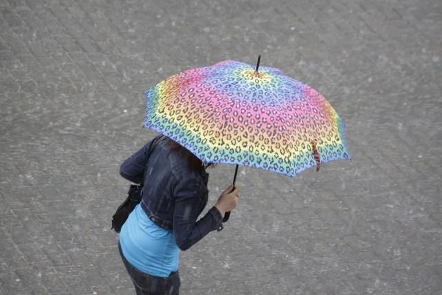 W Lublinie w weekend będzie chłodno i deszczowo