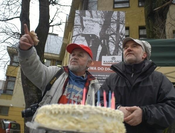 Jerzy Oszelda i Jacek Bożek 20 lat od pierwszej akcji