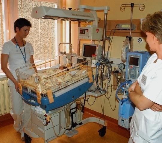 Oddział ginekologiczno-położniczy został wyremontowany. Wkrótce otrzyma nowy sprzęt