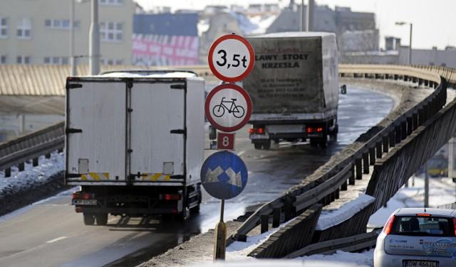 Kierowcy aut powyżej 3,5 tony będą płacić za przejazd obwodnicą