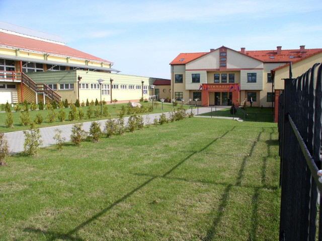 Gimnazjum w Trąbkach Wielkich