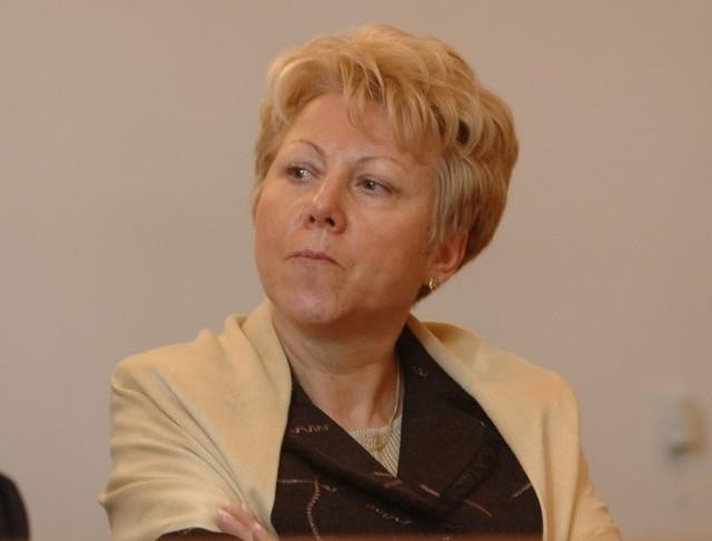 Prof. Halina Lorkowska.