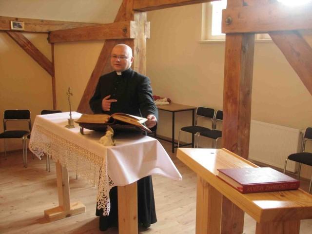 Ks. Sękowski jest kapelanem zabrzańskich osadzonych