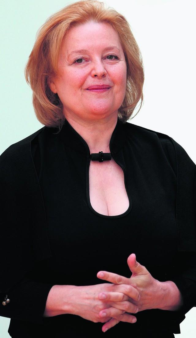 Magdalena Vášáryová zamieniła aktorstwo na politykę